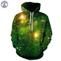 Mr.1991INC Space Galaxy 3d Sweatshirts Men/Women Hoodies With Hat Print ... - $33.58