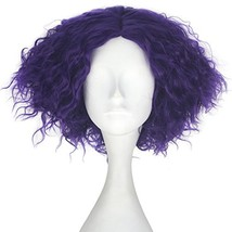Miss U Hair Synthetic Short Fluffy Curly Hair Men Boy Party Cosplay lolita Wig H