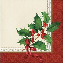 Holiday Traditions Lunch Paper Napkins, 16 Ct per package - $4.06