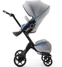 Stokke Xplory Athleisure stroller Black-marina  - $1,119.00