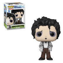 Edward Scissorhands Movie Edward Dress Clothes Vinyl POP Figure #980 FUN... - $8.79
