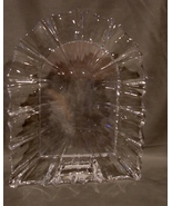 Mikasa Monarch Cathedral Crystal  Photo Frame  - $11.99