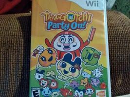 Nintendo Wii Tamagotchi Party On! image 1