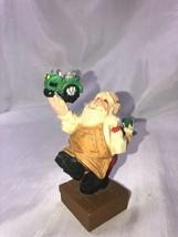 1995 David Frykman Santa Crafted Figurine DF1270B - $16.74