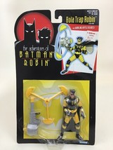 """Bola Trap Robin 5"""" Figure The Adventures Of Batman and Robin Vintage 90s Kenner - $22.23"""