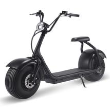 MotoTec Fat Tire 2000 Watt Electric Scooter 60v 18ah Lithium Ion Lithium Battery image 4