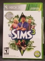 The Sims 3 (Microsoft Xbox 360, 2010) Video Game - $9.56