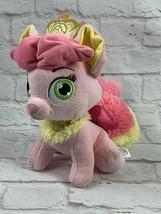 "Disney Store Palace Pets Whisker Haven Rogue Belle Cat 12"" Plush Pink Pr... - $10.99"
