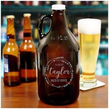 Personalized Gifts Growler Bridal - Wedding Party Beer Growler PGL1065179 - $19.90