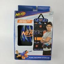 NEW Hasbro NERF - ELITE Over The Door Storage ~8 Pouches~ Bullseye Target - $13.86