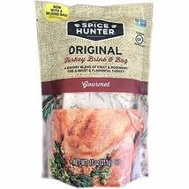 Spice Hunter Original Turkey Brine & Bag Combo (1 pack of Turkey Brine) - $14.84