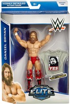 WWE Elite Collection Action Figure Series 38 - Daniel Bryan - CHT67 - New - $32.03