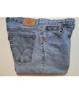 Levis 550 Women's Jeans Sz 10S Light Wash Distressed Bootcut  #J2 - $16.99