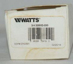 Watts 3/4 Inch 0342691 PSI Pressure Relief Valve Bronze image 5
