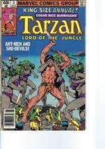 Vintage Comic Book -- Edgar Rice Burroughs' TARZAN Annual, No.3  (June 1979) - $4.50