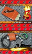 High Performance CDI Box + Ignition Coil for Honda Sportrax TRX 400EX 1999-2008 - $169.95