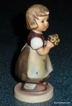 """""""For Mother"""" Goebel Hummel Figurine #257 TMK4 - COLLECTIBLE MOTHER'S DAY... - $121.24"""