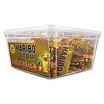 Haribo Gold-Bears Original Flavor, 22.8 oz. Tub containing 54 - .4 oz. Bags - $29.69