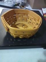 Longaberger Small Hexagon Basket - $4.55