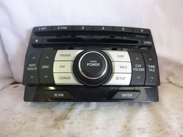 09 10 Hyundai Genesis Radio 6 Disc Cd Face Plate 96190-2M120 KC6914 - $12.64