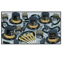 The Gold Legacy Kit For 10 People for New Year's Eve - £27.64 GBP
