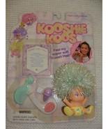 Vintage 1997 CAP TOYS  KOOSHIE KOOS Sweet Licks Lucy Super Soft Hair MOC... - $15.29