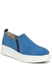 Naturalizer Yola Platform Sneakers Admiral Blue Size 9M - $60.17 CAD