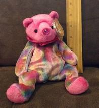 TY BEANIE BABIES JANUARY HAPPY BIRTHDAY BEAR  - $3.95