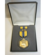 U S Military Army Medal for Military Merit WITH ORIGINAL Case Ribbon Bar... - $16.82