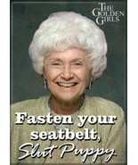 The Golden Girls Sofia, Blanche, Dorothy and Rose Photo Refrigerator Mag... - $15.41