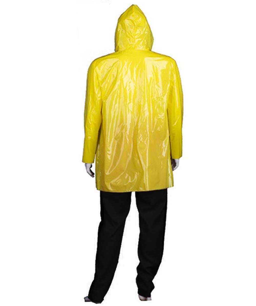 Adult Men's Costume for Cosplay IT Georgie Raincoat HC-367 image 4