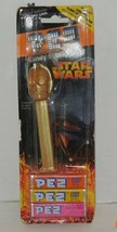 PEZ Dispenser Star Wars C3PO NIP - $14.03