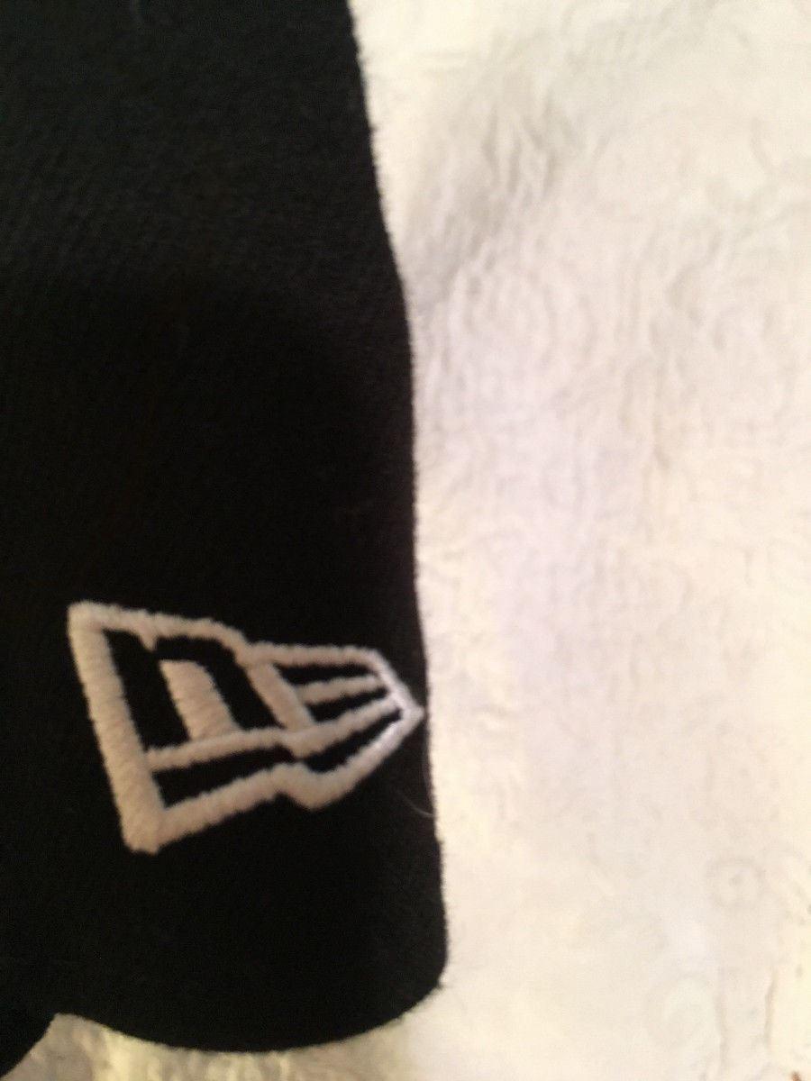 *NEW*  NEW ERA BALL CAP / HAT   SZ  7 1/4  NBA FINALS CHAMPIONS MIAMI  HEAT-RARE image 4