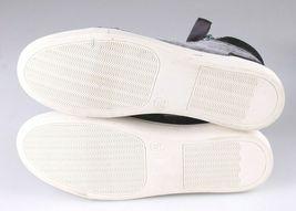 Brand New Women's Sara High Top Grey Velvet Sneakers Mossimo Supply Co image 7