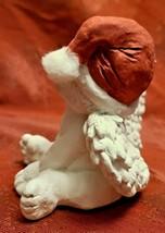 Dreamsicles 1993 Santas Little Helper Figurine Cast Art Signed Kristin image 2