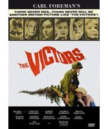 THE VICTORS 1963 - Melina Mercouri - Romy Schneider SEALED  DVD - $20.90