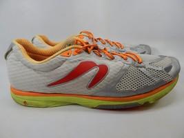 Newton Distance S IV Size US 15 M (D) EU 49 Men's Running Shoes White M000715