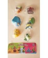 Pokemon Buildable Mini Figure series 1 Set of 6 - $49.99