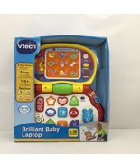 VTech Brilliant Baby Laptop Ages 6-36 Months - damaged box - $14.99