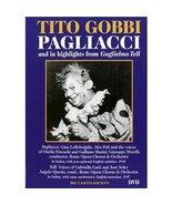 Tito Gobbi In Pagliacci & Hlts From Guglielmo Tell [DVD] [2006] - $14.78