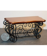 1 Pcs Dollhouse Miniature Wood Sideboard Table 1:12 inch scale - DL - $66.00