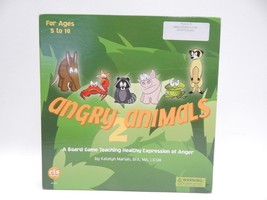 Angry Animals 2: A Board Game Teaching Healthy Expression of Anger - $34.64
