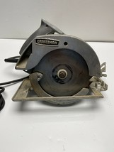 "Craftsman Model No. 315.27780, 7"" Industrial Circular Saw Vintage Usa Works - $33.66"