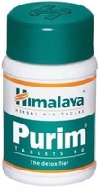 Purim detoxifier   Ayurvedic Tablets 60 relief from skin allergies - $12.47