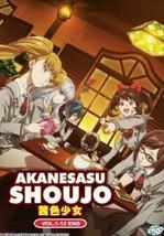 Akanesasu Shoujo TV 1-12 End English Subtitles