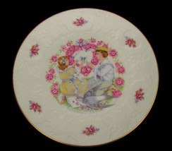 """Vintage 1976 ROYAL DOULTON England Collector Plate My Valentine 8-1/4"""" - $18.66"""
