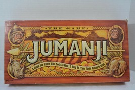 JUMANJI THE GAME By Milton Bradley #4407 (COMPLETE) - $39.99