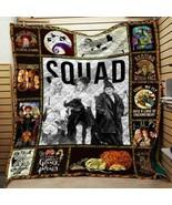 Hocus Pocus Squad Fleece Blanket 50x60x80 Made In US - $49.84+