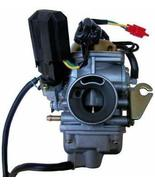 Zoom Zoom Parts CARBURETOR KYMCO AGILITY 125 BMS ICE BEAR MADDOG PMZ150 ... - $24.99