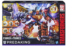 Hasbro Transformers Power of the Primes Titan Class Predaking 18 inch fi... - $185.00